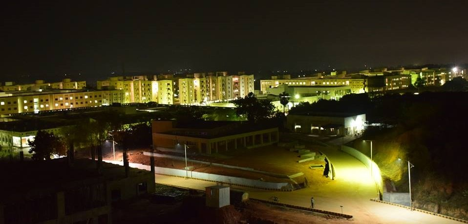 RGUKTN Night View1